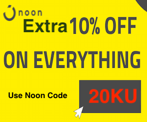 Noon coupon code: O2 | upto 80% + 10% Extra discount offer, 2019
