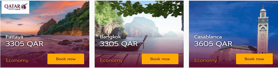 Qatar Discount Voucher