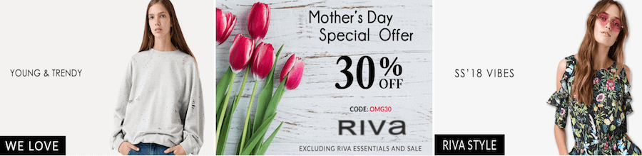 Riva Coupon Code