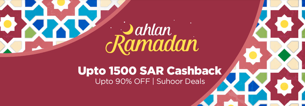 RAMADAN SALE! Amazing Discount Deals & Coupon Codes - SavingMEA