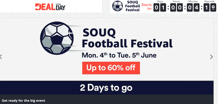 Souq com Coupons and Discount Deals for FIFA Football World Cup