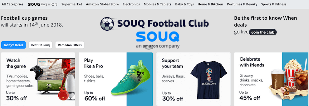 Souq Football Club