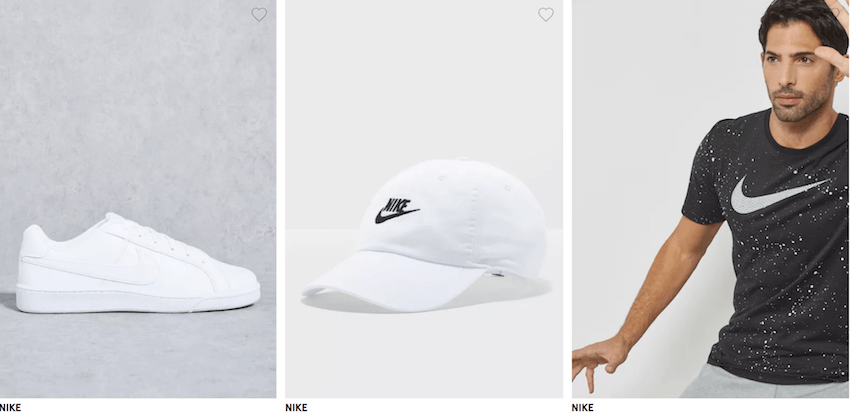 Nike Promotion offers