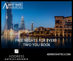 Address Hotel Dubai Booking Offers