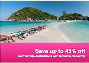 Hotelopia Discount Deals