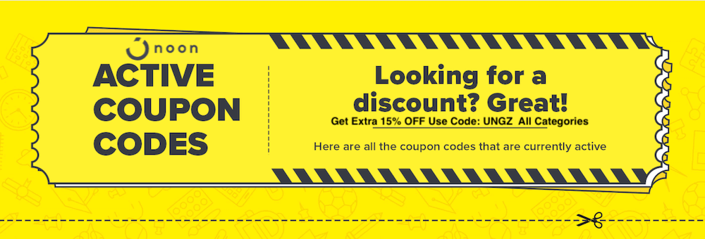Noon Coupon Code